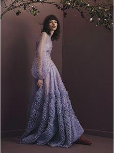 Kati Braatvedt in Vogue Australia June 2016 by Duncan Killick