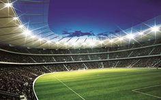voetbalstadion_fotobehang