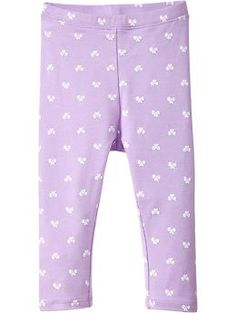 Jersey Leggings for Baby | Old Navy $5.00 Doc McStuffins costume