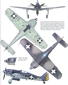 Focke-Wulf Fw.190F/G                                                                                                                                                                                 Más