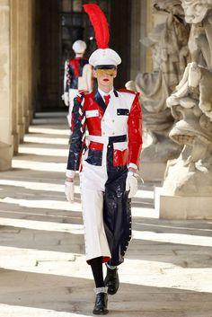 Male Fashion Trends: Thom Browne Spring/Summer 2014 - París Fashion Week #PFW