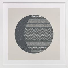 Lunar Eclipse by Amber Barkley at minted.com