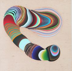Magazine - Holton Rower Pours Psychedelic Blooms