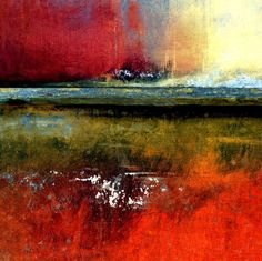 Contemporary abstract landscape composition created from digital images of rusted and weathered metal surfaces. Using digital photography images, the high quality giclee print is printed in the studio