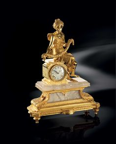 These clocks embody all the opulence and style of Baldi design. Elegant and decorative, they add a touch of personality to every luxury villas. Baldi Geoffrin clock in rock crystal and gold plated bronze Classic Artwork, Clock Art, Antique Clocks, Gold Accessories, Villas, Artworks, Personality, Bronze, Crystal