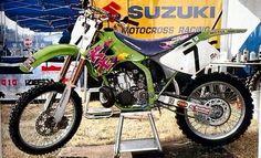 LaRocco Kawasaki KX 250 cc. factory AMA 1994
