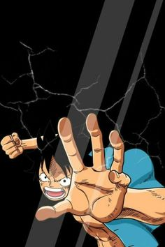 Anime lock screen. One piece