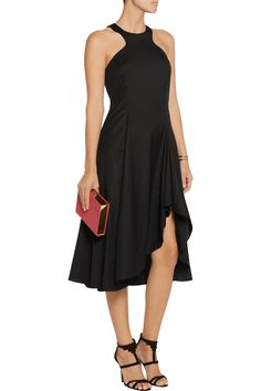 Rebecca MinkoffLindley cotton-poplin dressfront