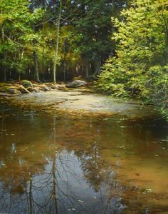 By Renato Muccillo Fine Arts Studio, Canadian Contemporary Artist  oil paintings