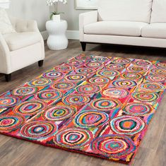 Rug NAN143A - Nantucket Area Rugs by Safavieh