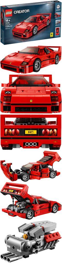 LEGO Ferrari F-40