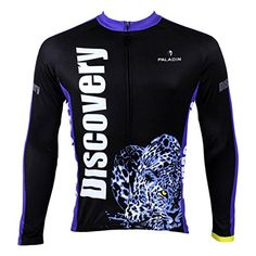 MYNEKO Mens Discovery Long Sleeve Cycling Jersey color4 SmallXSmallUS ** See this great product.(This is an Amazon affiliate link and I receive a commission for the sales)