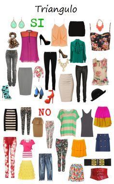 Elige correctamente tus prendas y resalta lo mejor de ti.