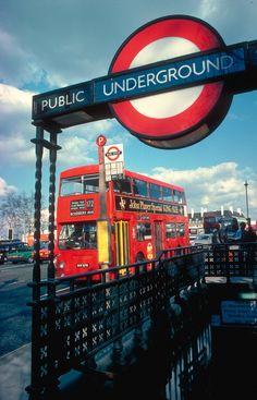 Underground.  #RePin by AT Social Media Marketing - Pinterest Marketing Specialists ATSocialMedia.co.uk