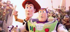 Toy Story That Time Forgot Disney Jokes, Disney Films, Disney And Dreamworks, Disney Cartoons, Disney Pixar, Ever After Dolls, Jessie Toy Story, Toy Story Movie, Woody And Buzz