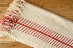 Natural Linen Pestemal