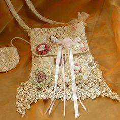 Gypsy Bag Boho Purse Vintage Floral Bag Boho Bag by mystic2awesome, at Etsy!