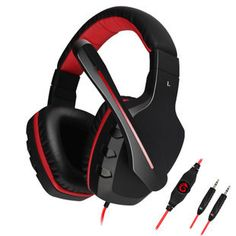 Wholesale Promotion Free shipping G7 computer headset earphones headset electric game earphones belt microphone