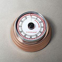 Copper Magnetic Kitchen Timer