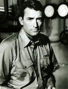 Gregory Peck -1959 #vintage #actor