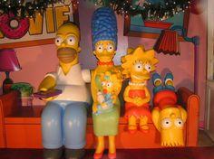 El Springfield de los Simpsons existe y se encuentra en Oregón
