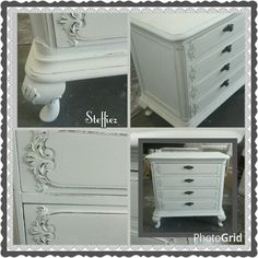 Old White Annie Sloan Chalkpaint