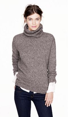 Chunky Turtleneck Sweater http   youlookfab.com 2012 10 11 858fa8c5f0a