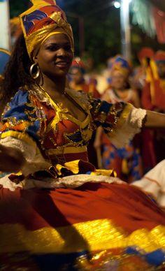 Noite para os Tambores Silenciosos, Carnaval de Olinda - Pernambuco