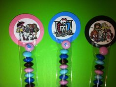 Monster High Party Favor