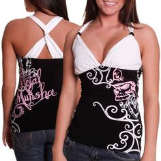 METAL MULISHA Nebula Womens Tank