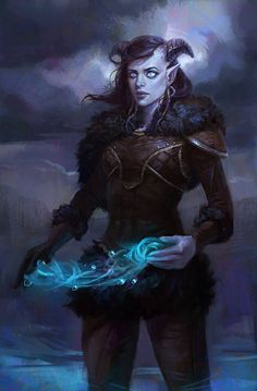 87 Best Tiefling Female Images In 2019 Character Art Character