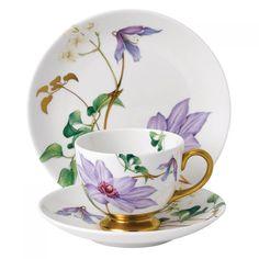 Prestige: Floral Eden Clematis 3-Piece Set