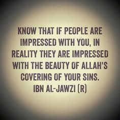 Covering of sins