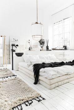 KARUP DANISH DESIGN FUTON BED & CLOTHING RACK(2) – PORTFOLIO   Paulina Arcklin Photography + Styling