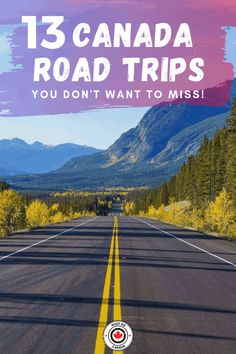 Planning the ultimate Canada road trip? Here's our itinerary for a road . - Planning the ultimate Canada road trip? Here's our itinerary for a road trip across Canad - Road Trip Map, Road Trip Destinations, Road Trip Hacks, Road Trips, Sea To Sky Highway, Canadian Travel, Canadian Rockies, Thing 1, Visit Canada