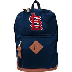 MLB St. Louis Cardinals Playbook Backpack, Blue
