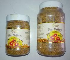 BEE POLLEN from Thailand Fresh Pure Granules 100% Natural Raw Flower Gluten Free #BUDSARAKAM