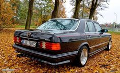 Mercedes-Benz W126 500SE BRABUS | BENZTUNING | Performance and Style