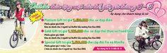 Khuyến mãi Vietbike quà tặng hấp dẫn nhân dịp Quốc Tế Phụ Nữ 8-3 | ghienkhuyenmai