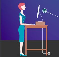 Many office workers spend of their time sitting and is a major contributor to obesity, type II diabetes, cancer & death. University Of Sydney, Sit Stand Desk, Sedentary Lifestyle, Cardiovascular Disease, Workplace, Diabetes, Cancer, Death, Type
