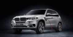 BMW Concept X5 eDrive to Make North American Debut at NYIAS