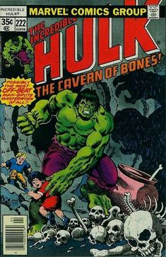 The Incredible Hulk #222 - Feeding Billy
