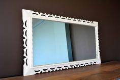 Distressed mirror makeover #woord_art #mirror Distressed Mirror, Mirror Makeover, Furniture, Home Decor, Art, Art Background, Decoration Home, Room Decor, Kunst
