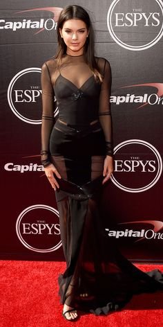 ESPY Awards 2015: See All the Best Looks  - Kendall Jenner from #InStyle