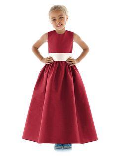 9f188e6947c Flower Girl Dress FL4025. The Dessy Group