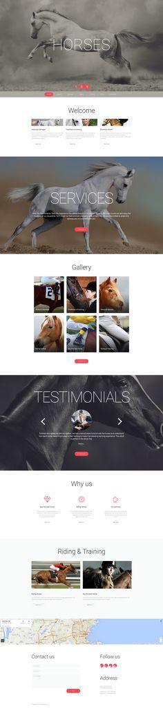 Horse Responsive Moto CMS 3 Template #58687 http://www.templatemonster.com/moto-cms-3-templates/horse-responsive-moto-cms-3-template-58687.html