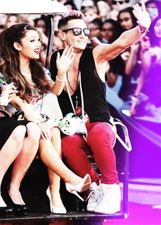 Ari and Frankie ♡ i just love this pic
