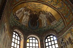 AWE & Inspire - Ravenna was the western center of the Christendom when the seat of Rome was transfered to Constantinople. As a result, several beautiful churches and basilicas were built in the 5th and 6th century and decorated with mosaics which exist today in excellent shape.