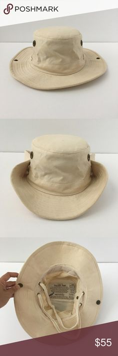 8171de56367a7 Tilley Endurables Cotton Duck Wide Snap Up Hat 7 Tilley Endurables Cotton  Duck Wide Brim Snap