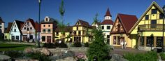 Frankenmuth River Place Shops - Frankenmuth, MI - Shopping ...